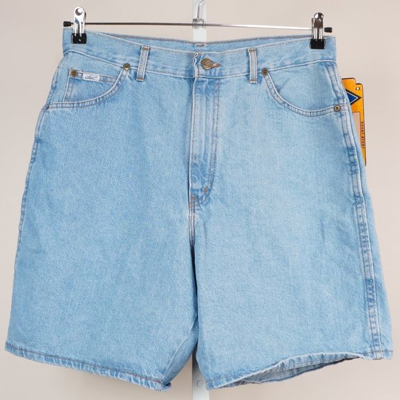 chic Pants - VINTAGE Jean Shorts High Waisted Mom Jeans NWT